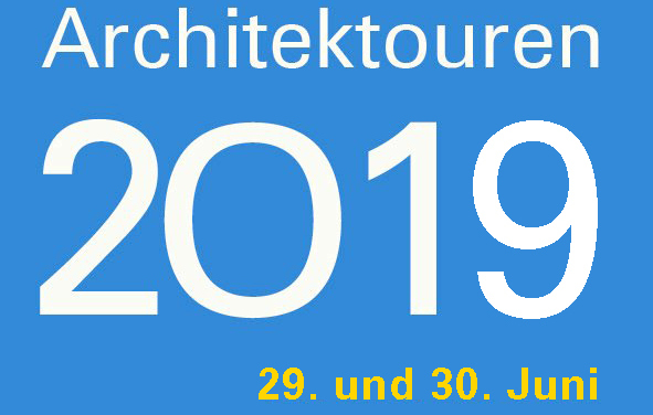 ARCHITEKTOUREN 2019